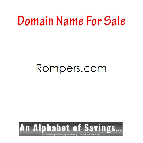 Rompers.com Domain Name