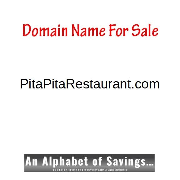 PitaPitaRestaurantDOTcom
