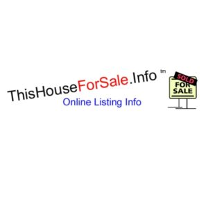 This House For Sale Logo 1